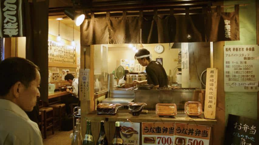 Ramenladen in Tokyo